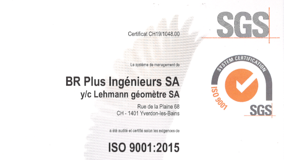 Certifications ISO 9001 et EcoEntreprises Excellence